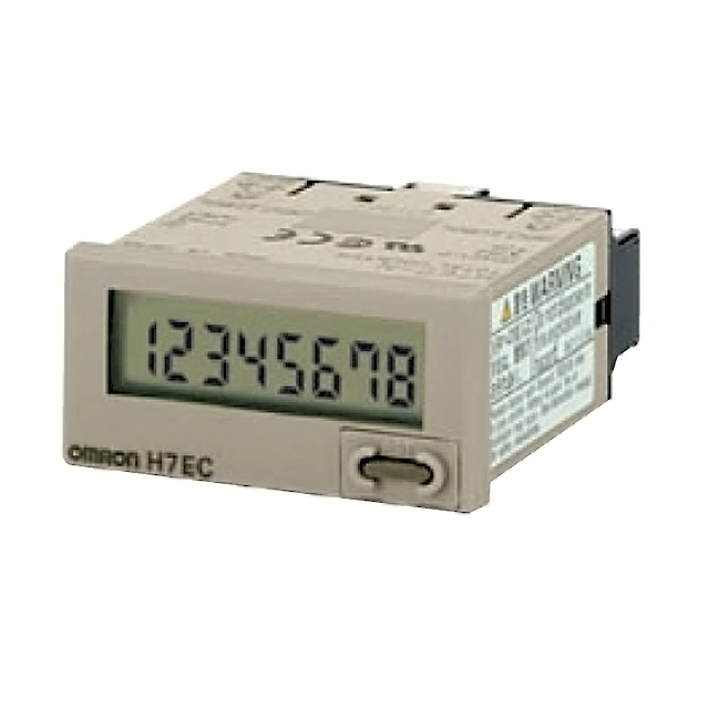 Panel Meter Counters and Hour Meters