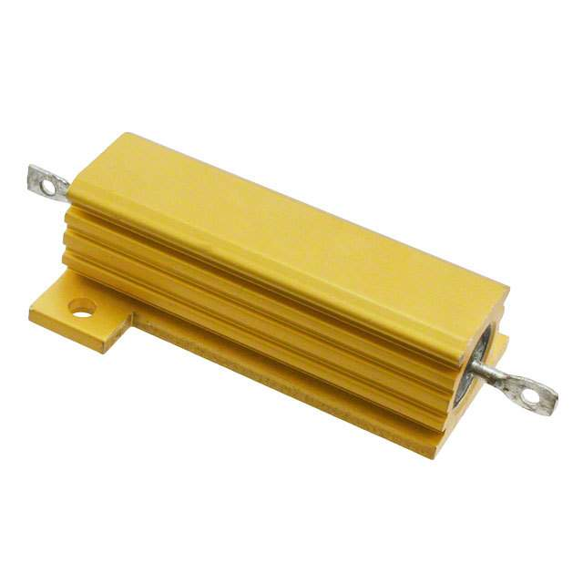 Chassis and Panel Mount Resistors