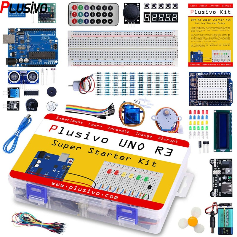 Kits compatible with Arduino