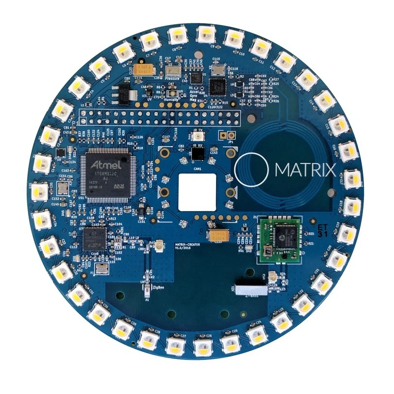 Advance Controller Board