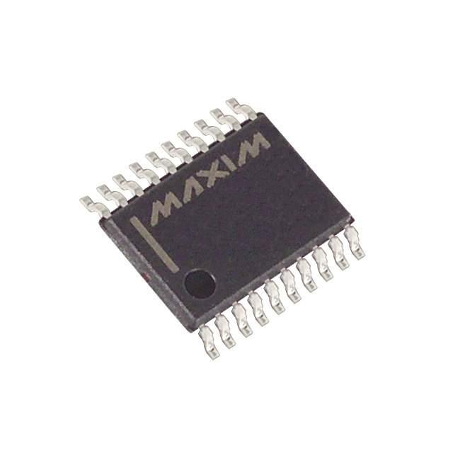 MAX9600EUP+T