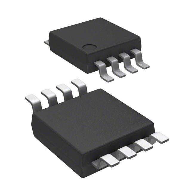 MCP6232T-E/MS