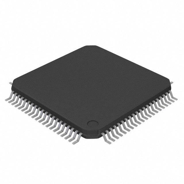MSP430F5521IPN