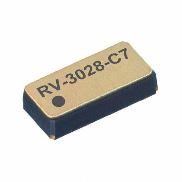 RV-3028-C7 32.768KHZ 1PPM-TA-QC