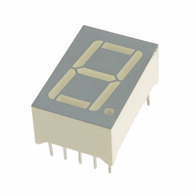LED Character and Numeric Displays