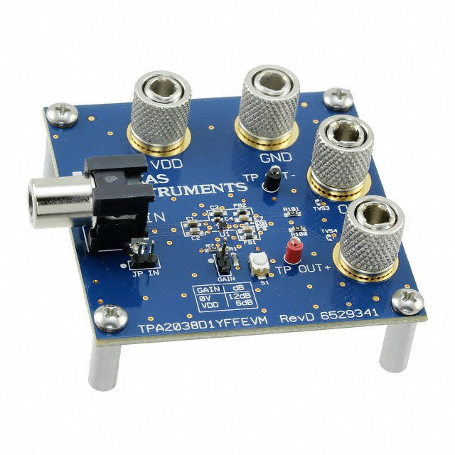 Audio Amplifier Boards