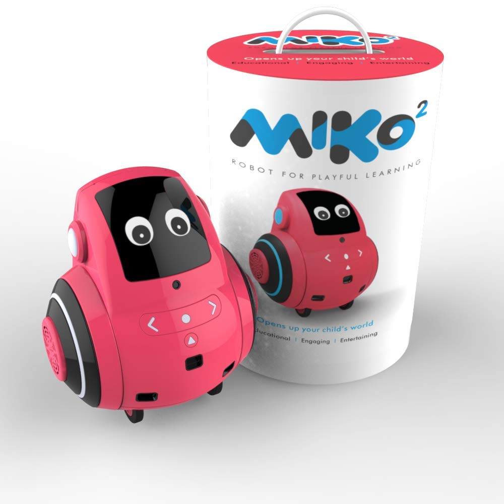 MIKO 2 (Martian Red)